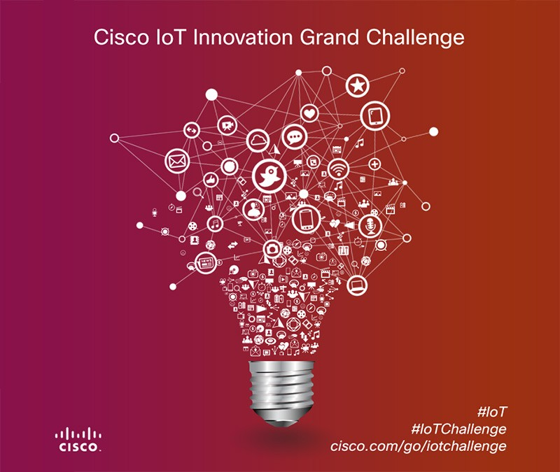 Novelti Named Semifinalist in Cisco Innovation Challenge!