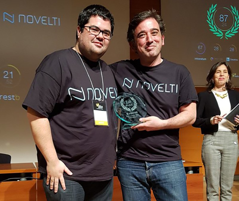 Novelti Wins First Place at AI Startup Battle at Papis Connect